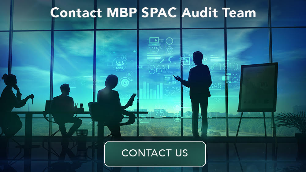 Contact MBP Spac